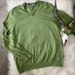 Ted Baker // V-Neck Sweater
